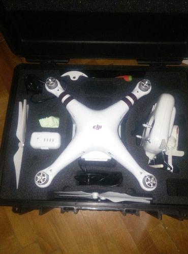 Kvadrokopteri | Srbija: Dron Phantom 3 standard.vrlo malo leteo.dolazi u koferu sa