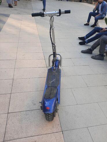 Digər nəqliyyat - Azərbaycan: Elektron skuter