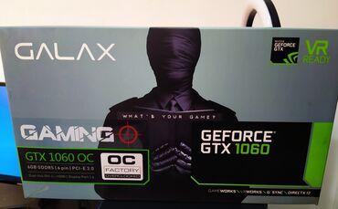 Продаю видеокарту Galaxy Gtx 1060 6gb. В идеальном состоянии. Стояла в
