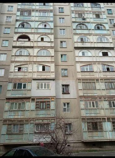 Недвижимость - Ош: 105 серия, 3 комнаты, 68 кв. м Лифт
