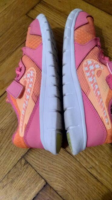 Dečije Cipele i Čizme - Crvenka: Nike originál kao nove br 34