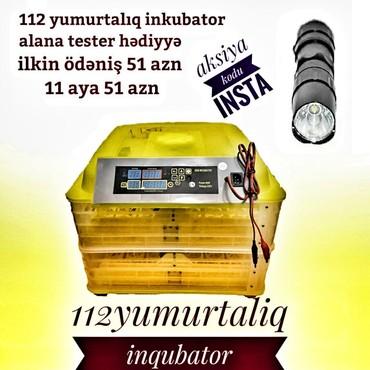 телефон флай 112 в Азербайджан: 112 yumurta inkubator kredit
