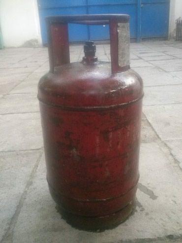 Продаю 2  пустых газовых баллона. в Бишкек