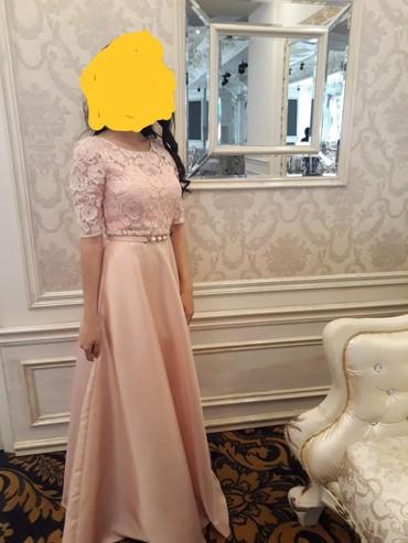 торцовочная пила турция в Кыргызстан: Платье,турц,один раз одето,4500 сом