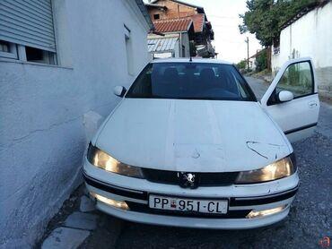 Peugeot 406 2.2 l. 2001 | 494000 km
