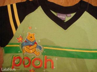 Vini pu majica dugih rukava broj 4. Disney original - Belgrade