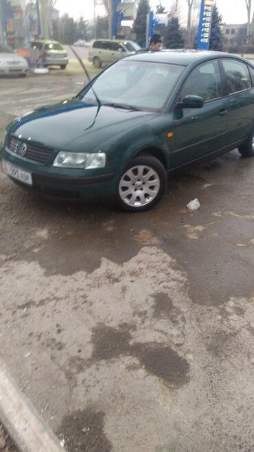 Volkswagen в Кыргызстан: Volkswagen Passat 1.6 л. 1998