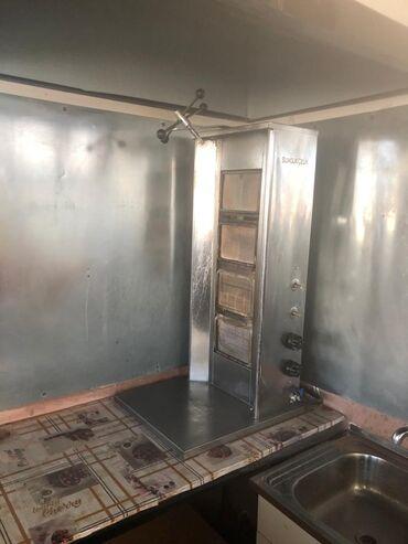 Газовый аппарат для шаурмы в хорошем состоянии