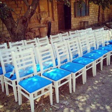 Bakı şəhərində Restoran kafe cay evi ucun oturacaqlar sifarisle.. Her reng mumkundur