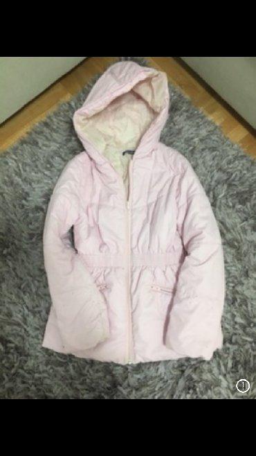 Bebi roze jaknica
