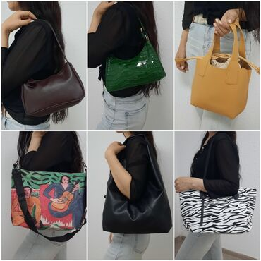 Личные вещи - Кок-Джар: Новые стильные сумки пишите на ватсап или звоните доставка или