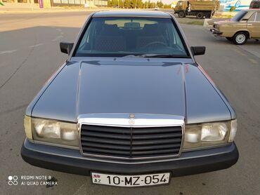 Avtomobillər - Gəncə: Mercedes-Benz 190-Series 2 l. 1990 | 246000 km