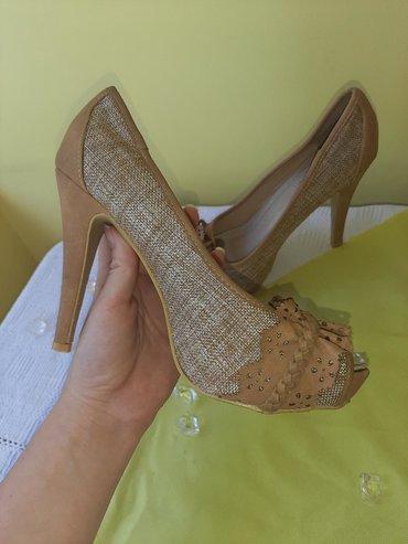 Ženska obuća | Backa Topola: Štikle U odličnom stanju, malo nošene Broj 38Cena 900 U slučaju