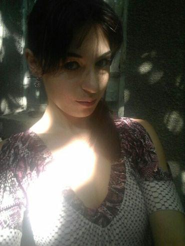 Ищу работу Юлия 20лет в Бишкек