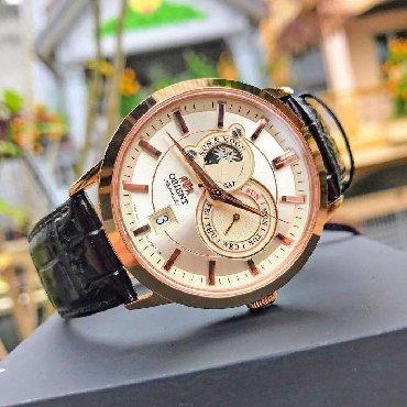 chasy bentley original в Кыргызстан: Желтые Мужские Наручные часы Orient