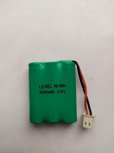 Аккумуляторы - Кыргызстан: Батарейка для домашнего телефона