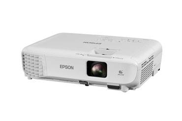 projector - Azərbaycan: Proyektor Epson EB-S05Proyektor Epson EB-S05Qurğu sinif- portativCihaz