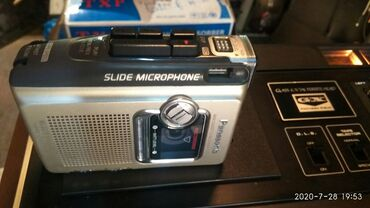 Диктофон- плеер Panasonic