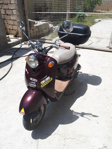 Honda Azərbaycanda: Skuter Jonway CC 50