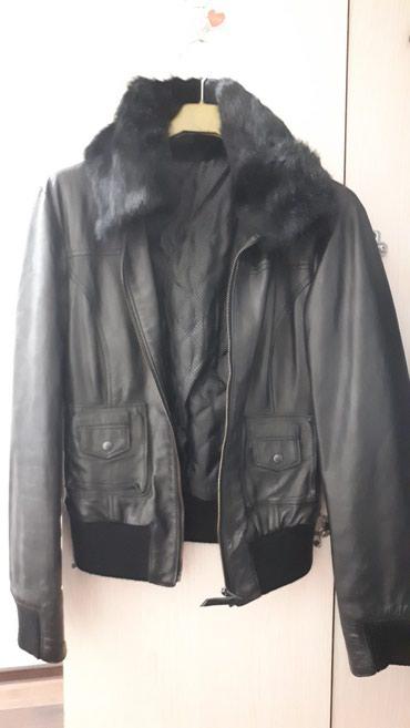 демисезонные ботинки в Кыргызстан: Женская куртка демисезонная, производство Италия размер S