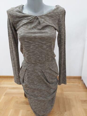 Haljina st - Srbija: Fenomenalna haljina za sve prilike,malo nosena,predivno stoji