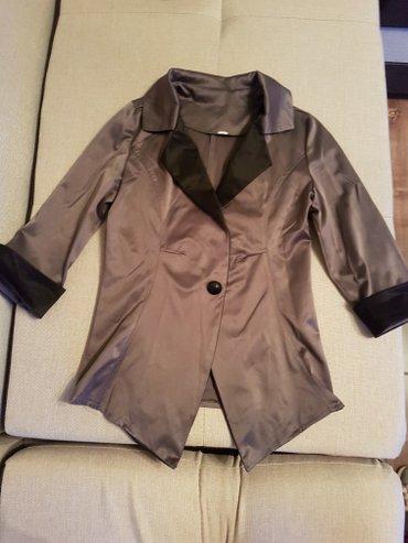 Новый пиджак,размер 42-44 в Лебединовка