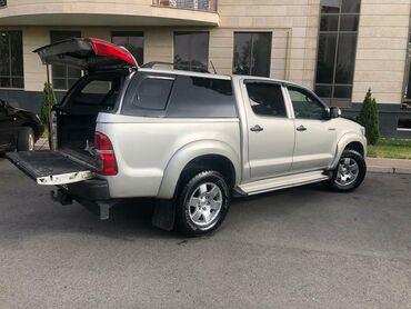 500gb wd green sata в Кыргызстан: Toyota Hi-Lux 2.5 л. 2013 | 160 км