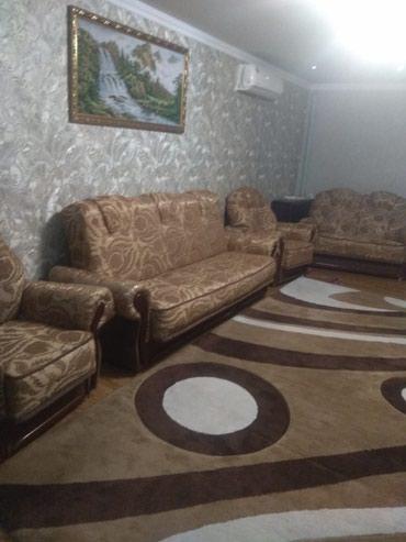 Срочно продаём мягкую мебель (4ка) в в Кара-Балта