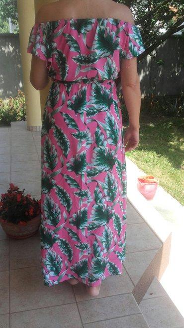 Letnja haljina, pamuk, vel. Xl - Belgrade