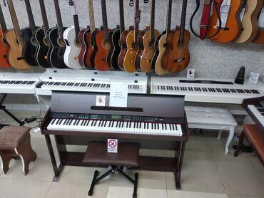 184 elan   İDMAN VƏ HOBBI: Elektron PianinoYeni model Keyfiyyətli Orginal Pianino səslənməsinə