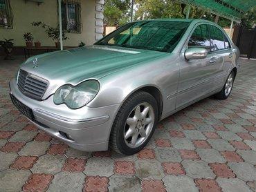Mercedes-Benz в Шопоков: Mercedes-Benz C-class AMG 2.6 л. 2000 | 272000 км
