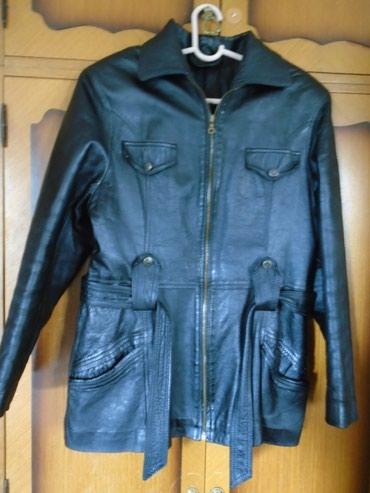 Odlična, kvalitetna Compaq jakna od prave kože. Poštarina na - Belgrade