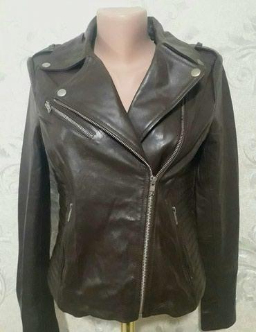 Распродажа. Женская 100% Кожаные куртка. в Лебединовка