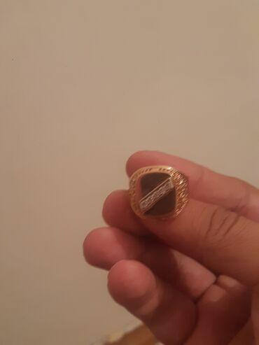 тапки мужские в Кыргызстан: Перстень мужской размер 20-21 золотой 585 проба. 11.6 грам брали в