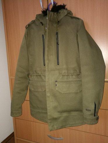 Ženska Nike jakna, kabanica-ne propušta vodu, veličina m - Novi Banovci