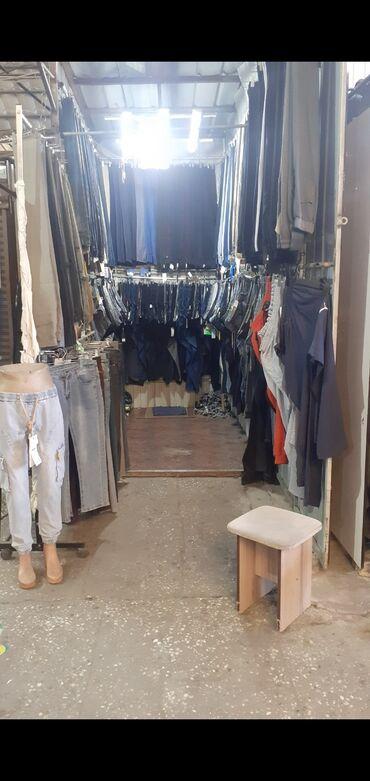 аренда места ош базар in Кыргызстан   МАГАЗИНЫ: Ош базардан хадавой мужской джынс саткан места арендага берилет. За