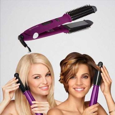 Bakı şəhərində  Saçlarınızın ideal hamar olması - düzləşdirmə və burulmadan