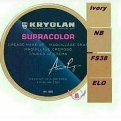 Bakı şəhərində Kryolan supracolor... Super ortucu tonal krem  55 ml
