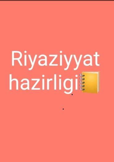 Təlim, kurslar - Azərbaycan: Repetitor | Riyaziyyat | İmtahanlara hazırlıq, Abituriyent hazırlığı