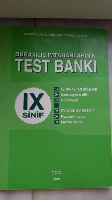 buraxılış - Azərbaycan: Buraxilis imtahanlarin test 9ci sinifcun