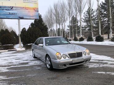 Mercedes-Benz E 430 4.3 л. 2000 | 2000 км