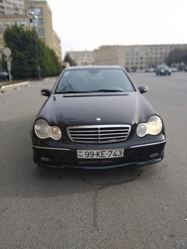 Bakı şəhərində Mercedes-Benz C 230 2006