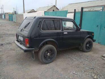 ВАЗ (ЛАДА) - Бишкек: ВАЗ (ЛАДА) 4x4 Нива 1.7 л. 2013   90000 км
