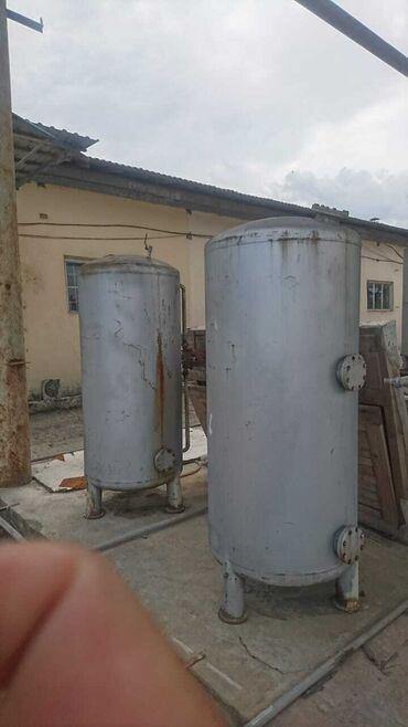 vytyazhka kukhonnaya 1000 kubov в Азербайджан: Ресивер 1000 литров