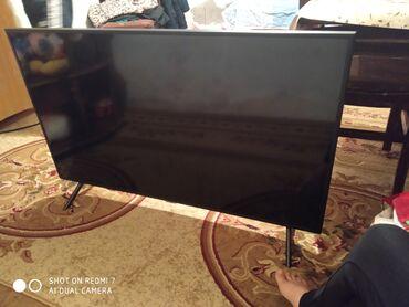 Televizorlar - Yeni - Bakı: Samsung UHD TV.123 ekran. 1il işlənib, təcili satılır.1000azn