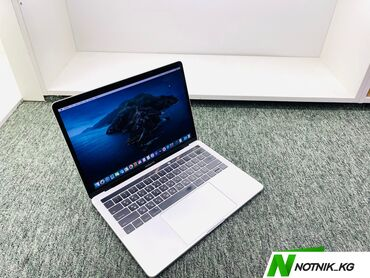 Macbook pro(touchbar)  -модель-a1706  -процессор-core i5/2.90ghz  -опе