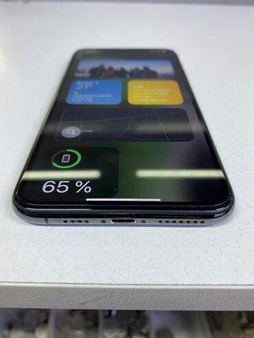 Электроника - Кыргызстан: Б/У iPhone Xs Max 256 ГБ Черный