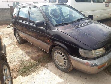Mitsubishi - Кыргызстан: Mitsubishi Space Wagon 2 л. 1994