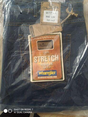 Продаю джинсы wrangler. Размеры 42.40.38.36. цена 2500 сом