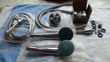 смесители для душа в Азербайджан: Продаю-- за 15 манат---- 2 новых не использованных в упаковке турецких